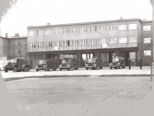 PSP FLORIAN ma swoje początki w 1946